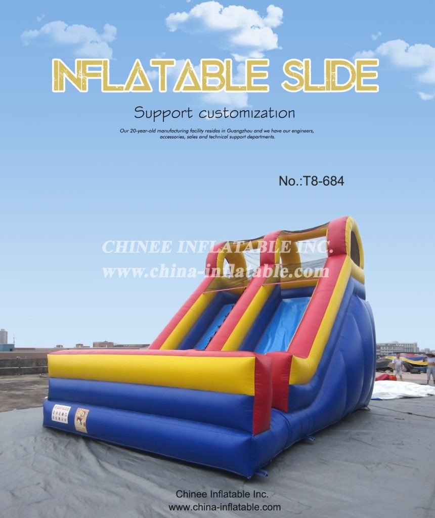 t8-684 - Chinee Inflatable Inc.