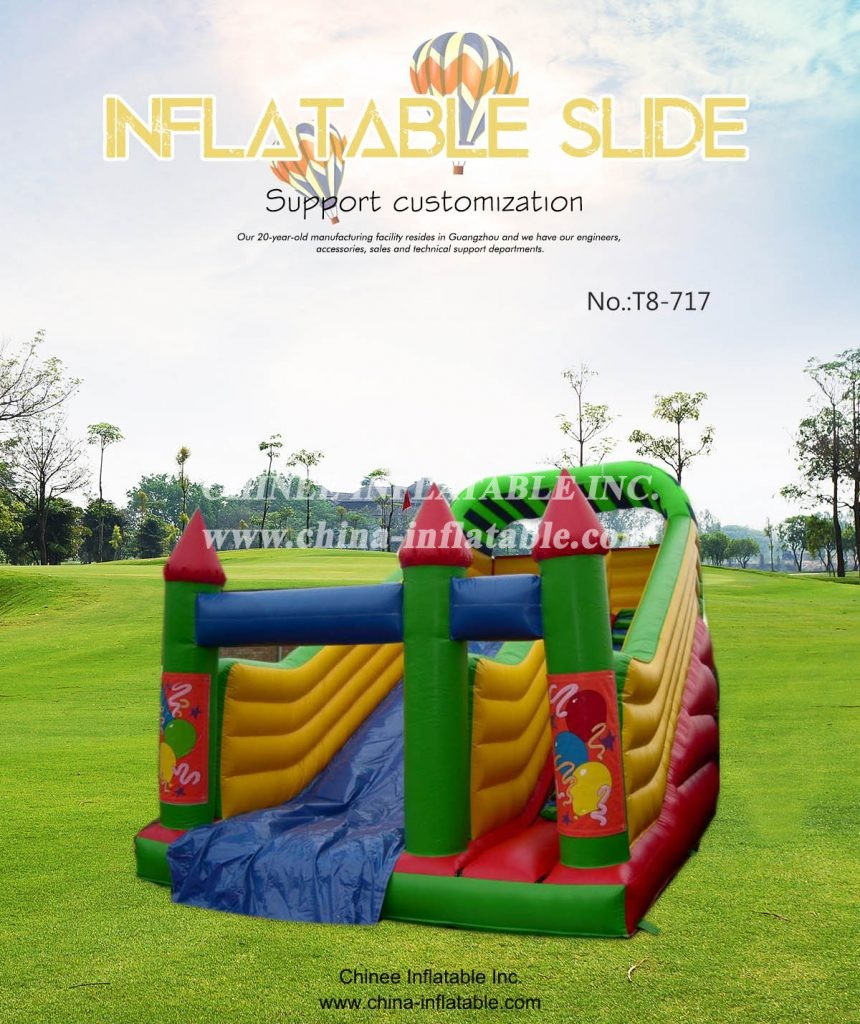 t8-717 - Chinee Inflatable Inc.
