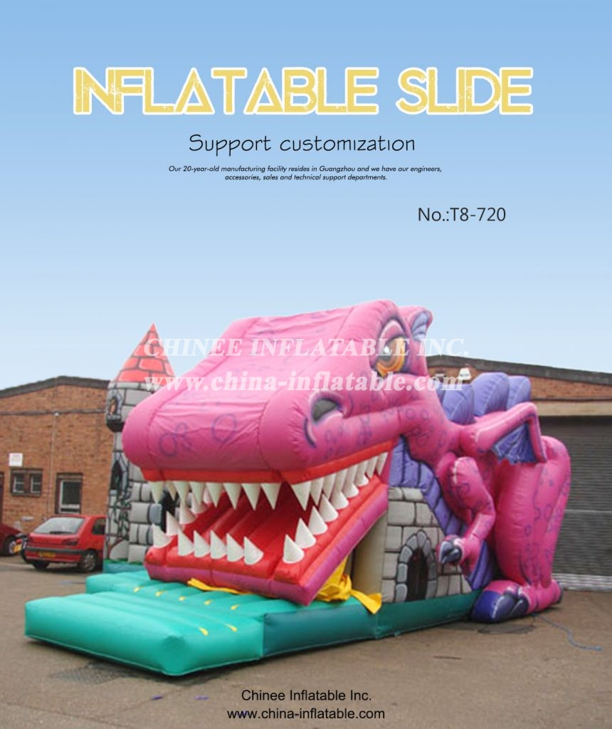 t8-720 - Chinee Inflatable Inc.