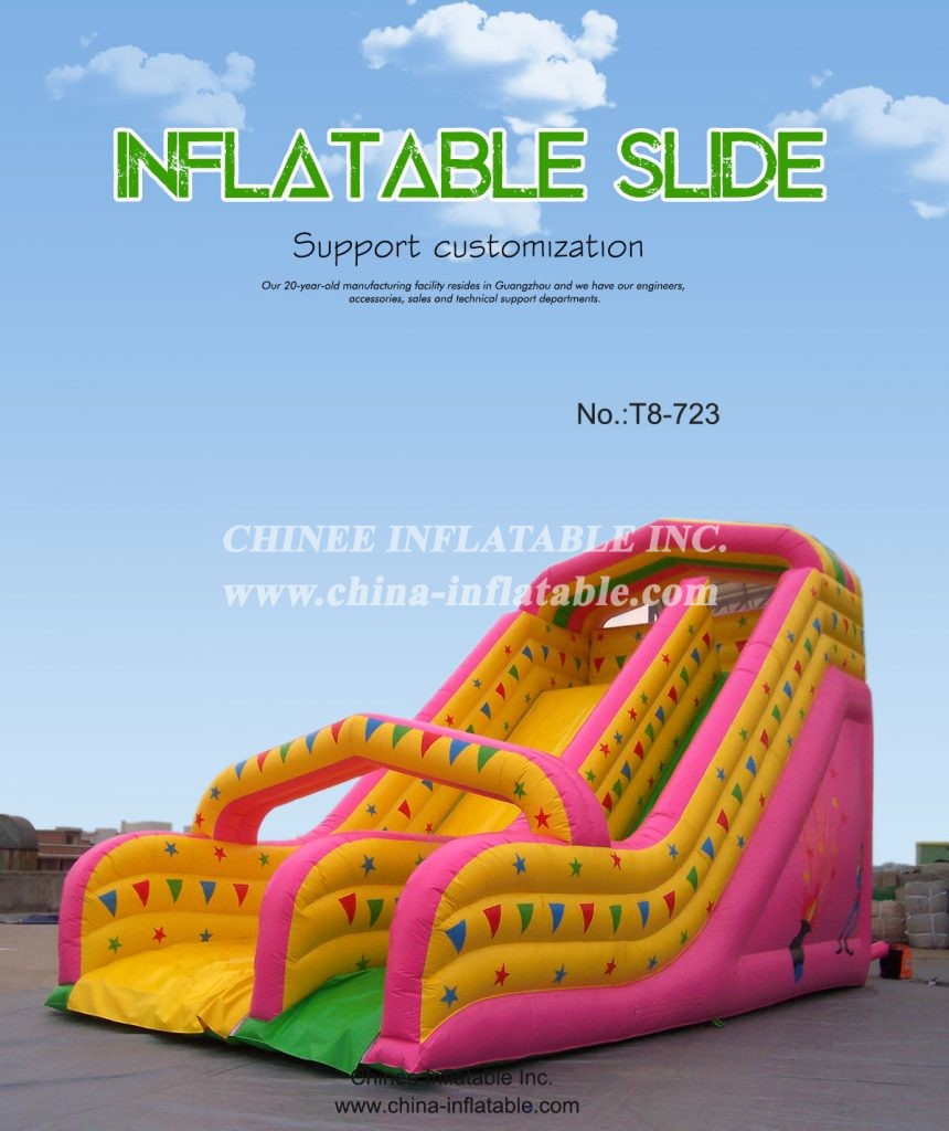 t8-723s - Chinee Inflatable Inc.