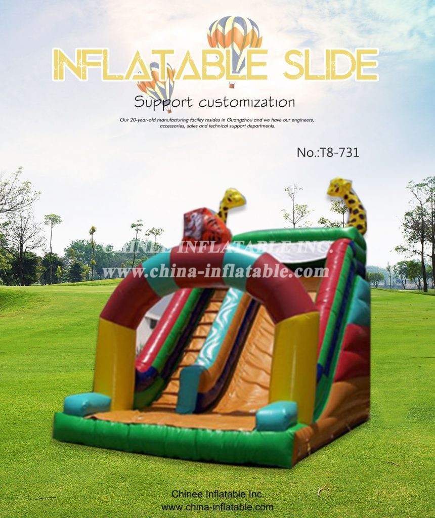 t8-731 - Chinee Inflatable Inc.