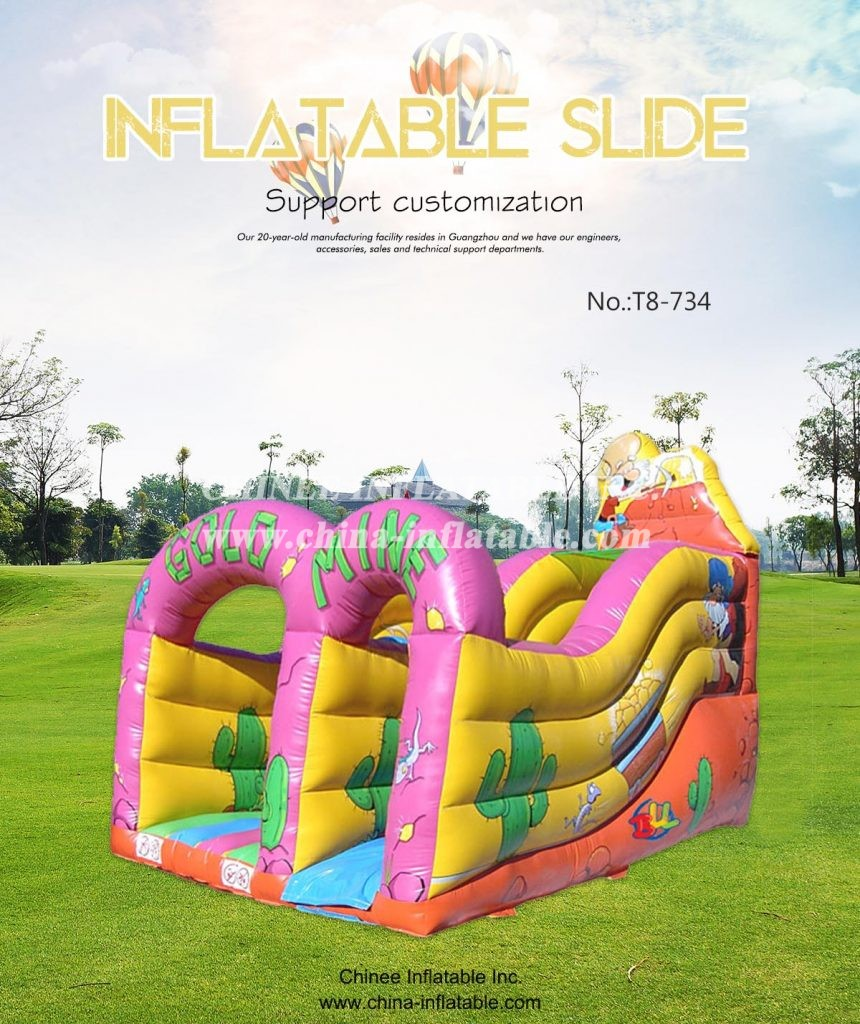 t8-734 - Chinee Inflatable Inc.