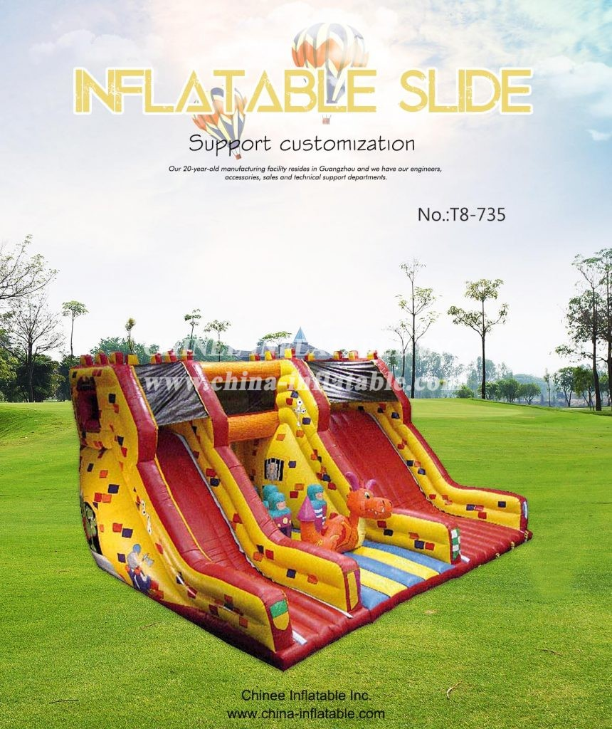 t8-735 - Chinee Inflatable Inc.