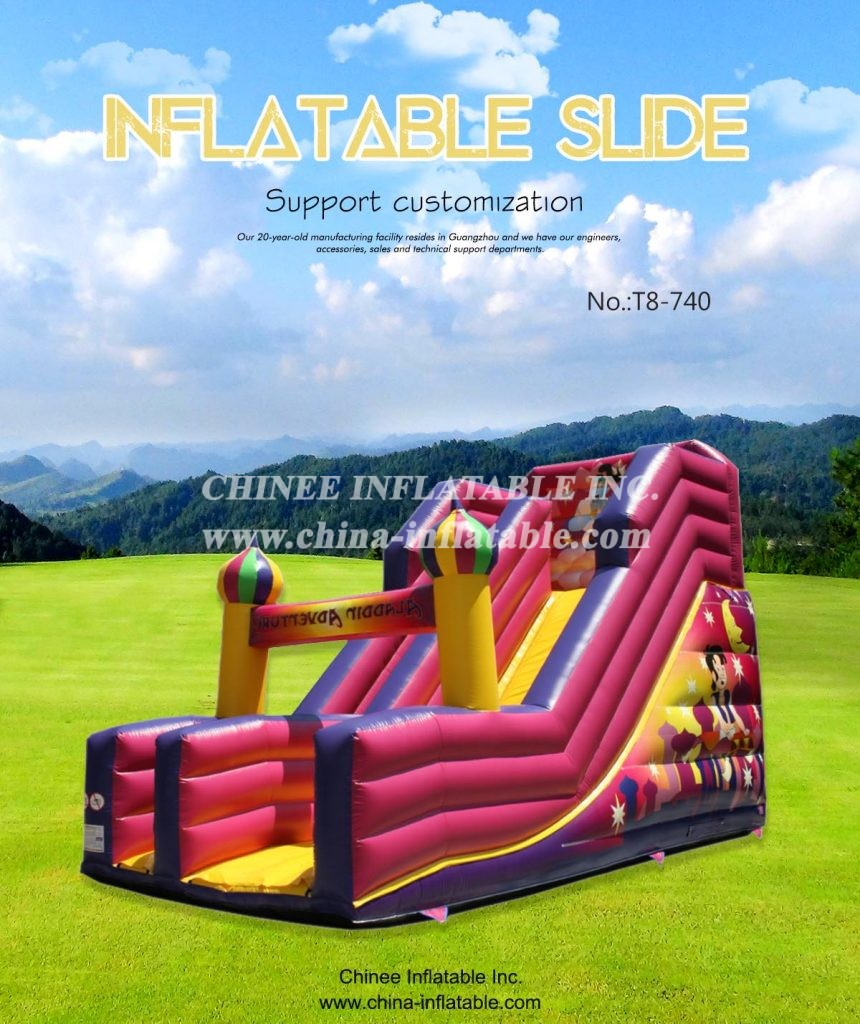 t8-740 - Chinee Inflatable Inc.