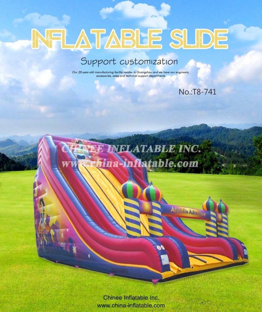 t8-741 - Chinee Inflatable Inc.