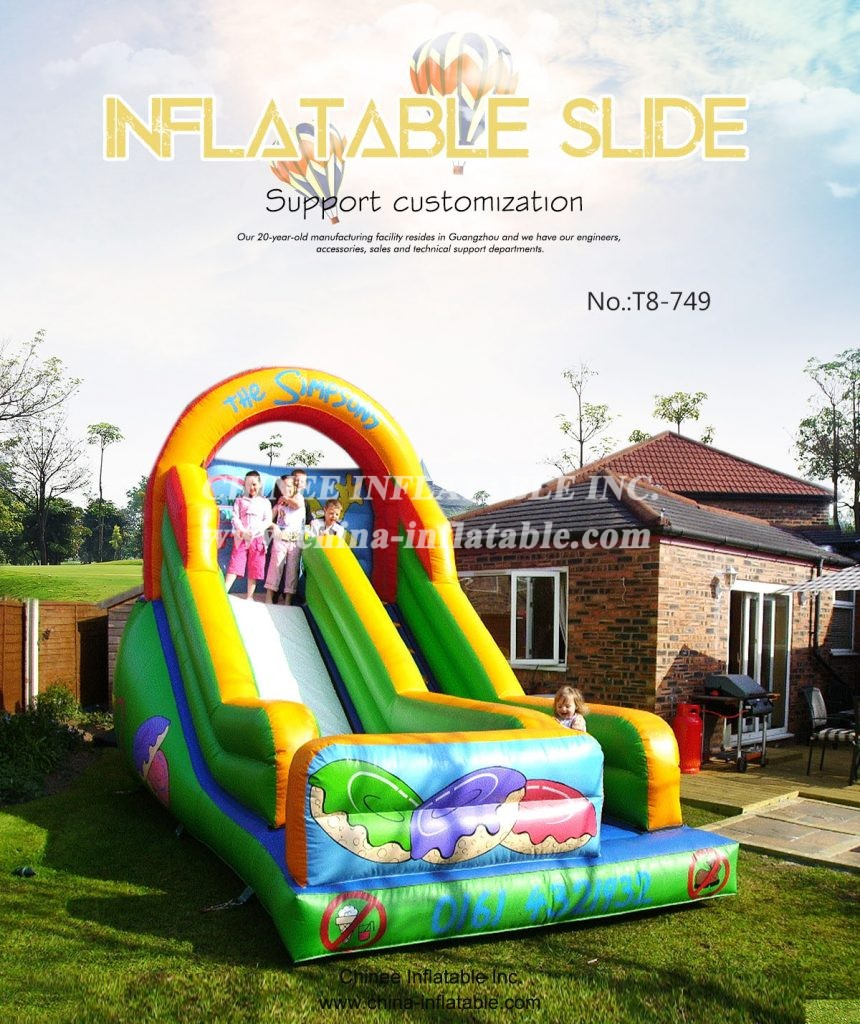 t8-749 - Chinee Inflatable Inc.