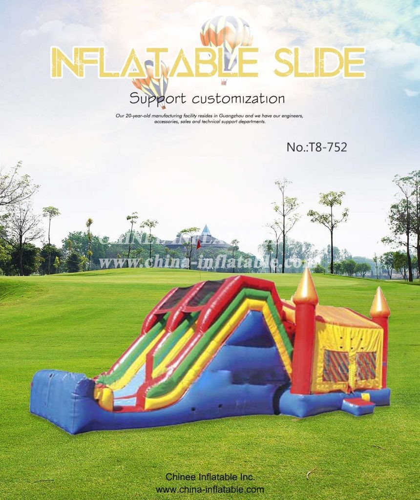 t8-752 - Chinee Inflatable Inc.