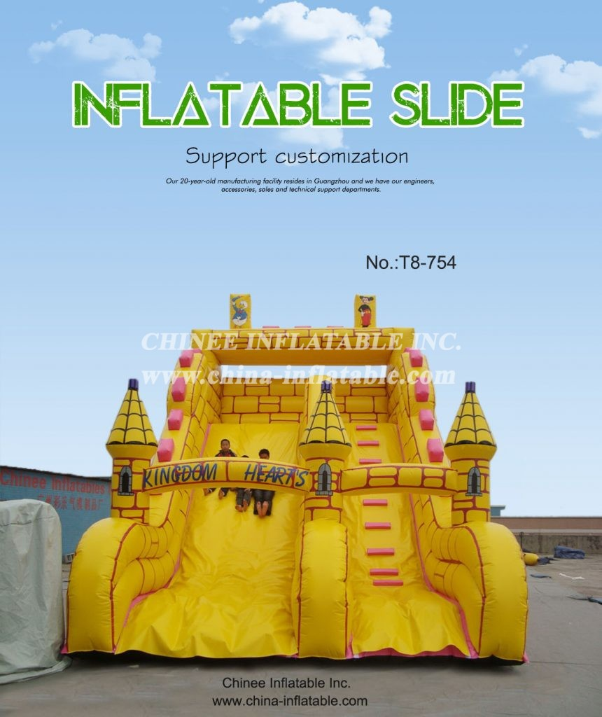 t8-754 - Chinee Inflatable Inc.