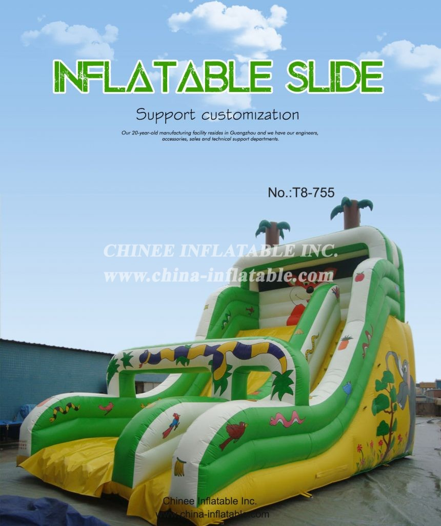 t8-755 - Chinee Inflatable Inc.