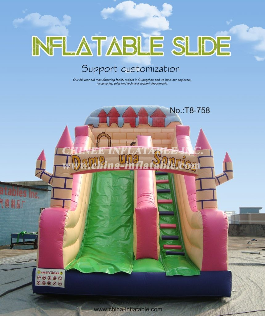 t8- 758 - Chinee Inflatable Inc.