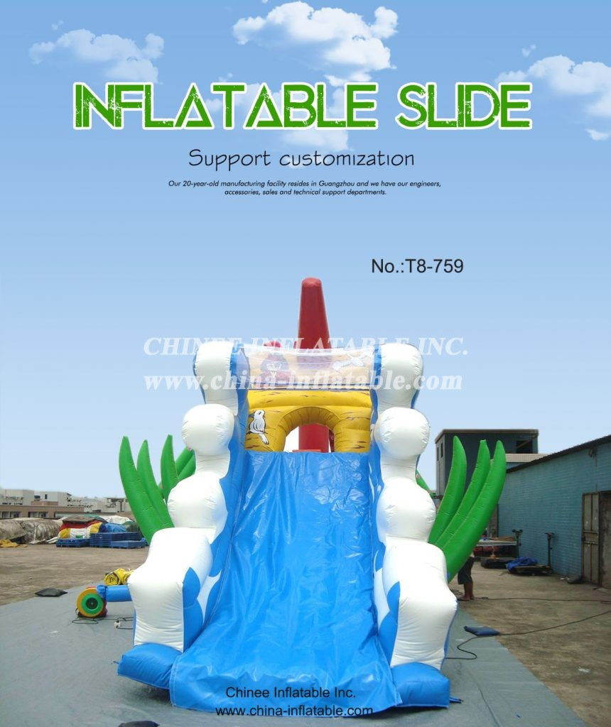 t8-759 - Chinee Inflatable Inc.