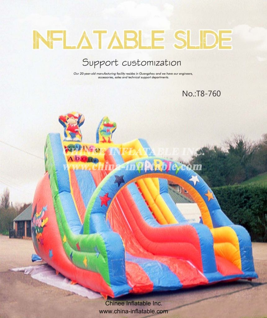 t8-760 - Chinee Inflatable Inc.