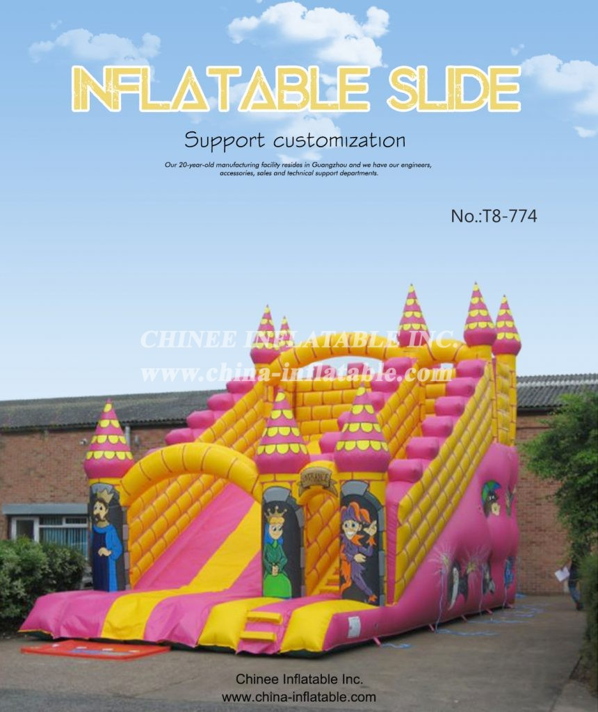 t8-774 - Chinee Inflatable Inc.