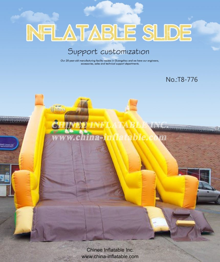 t8-776 - Chinee Inflatable Inc.