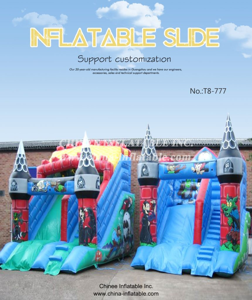 t8-777 - Chinee Inflatable Inc.
