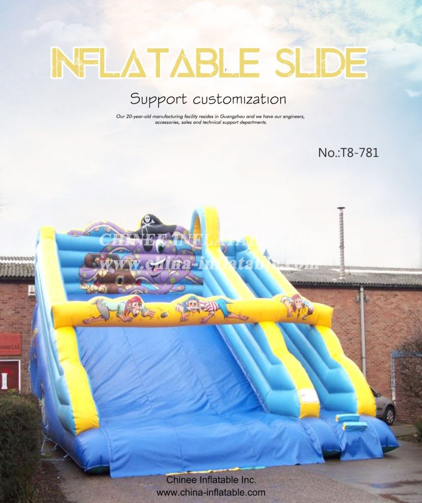 t8-781 - Chinee Inflatable Inc.