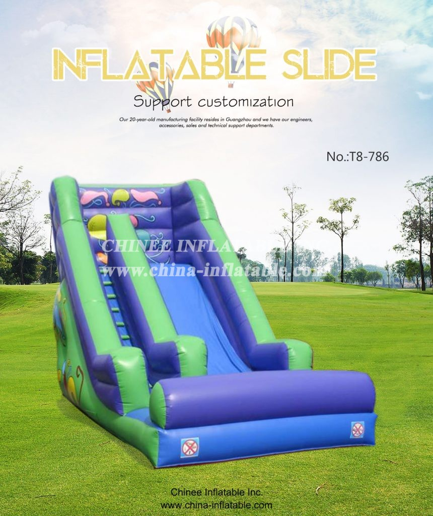 t8-786 - Chinee Inflatable Inc.