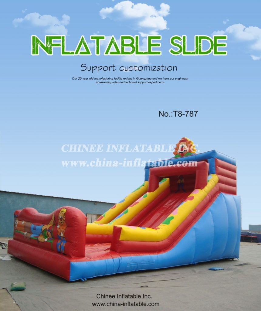 t8-787 - Chinee Inflatable Inc.