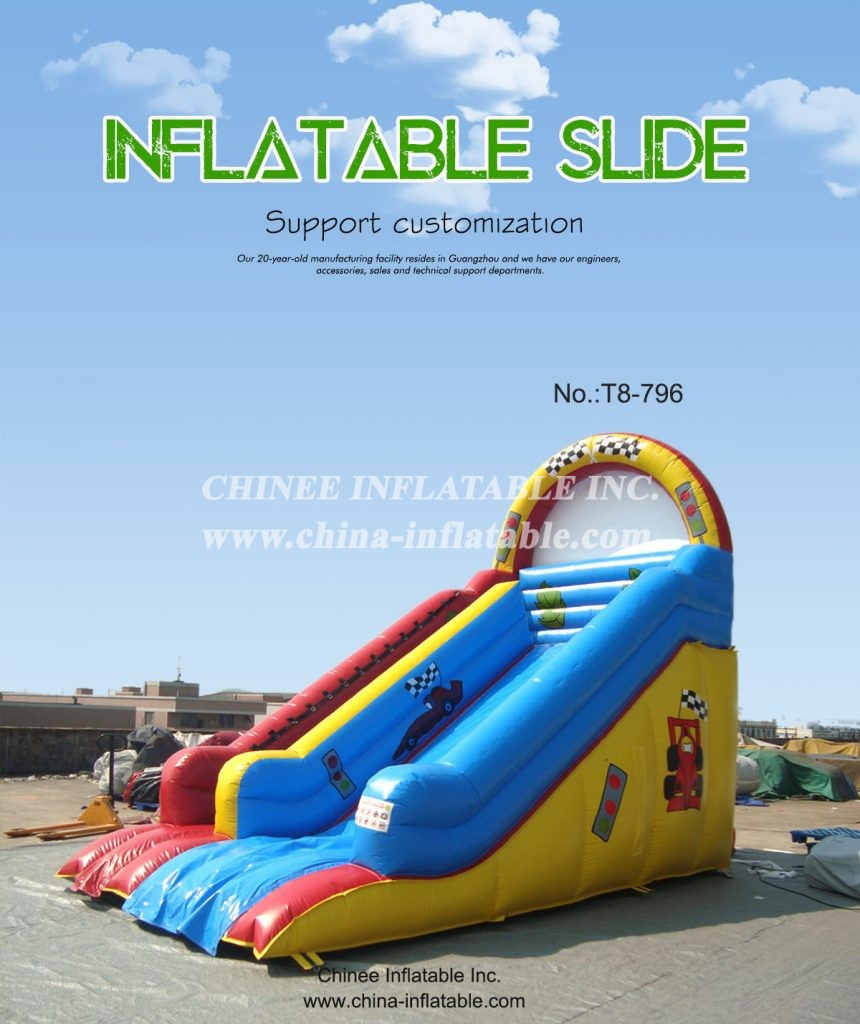 t8-796 - Chinee Inflatable Inc.