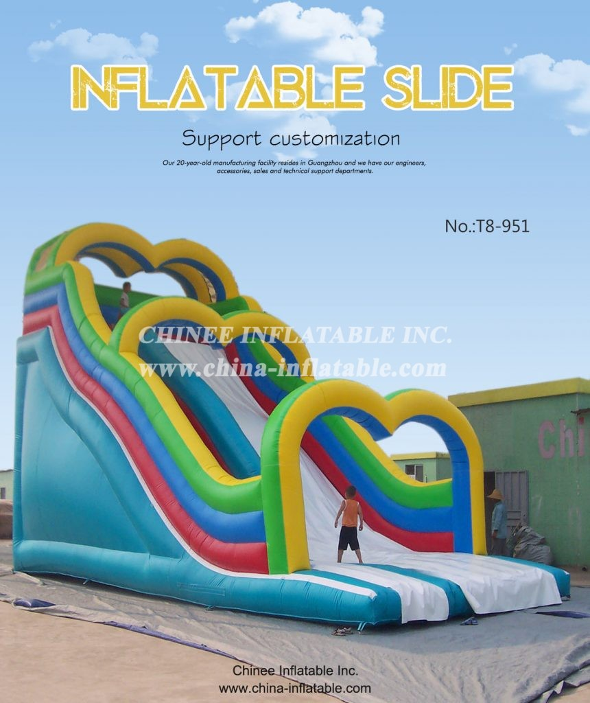 t8-951 - Chinee Inflatable Inc.