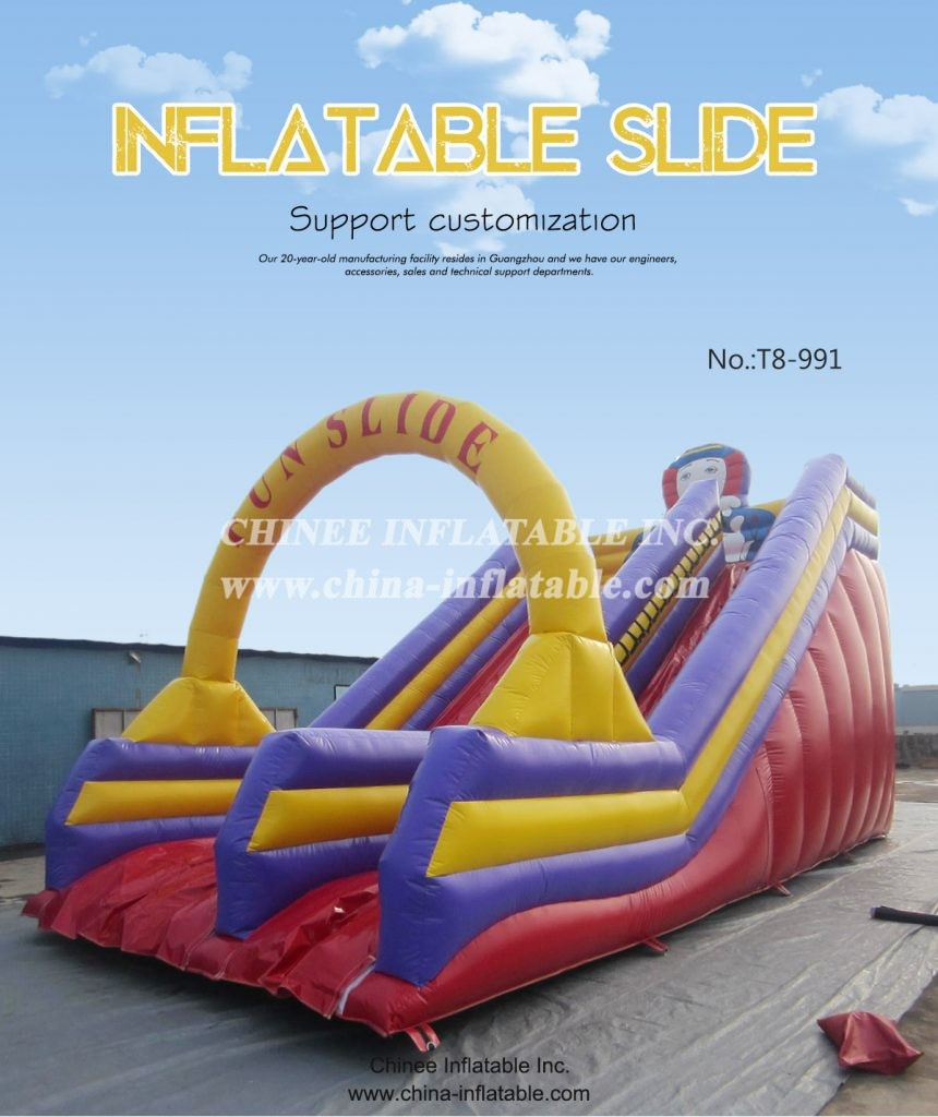 t8-991 - Chinee Inflatable Inc.