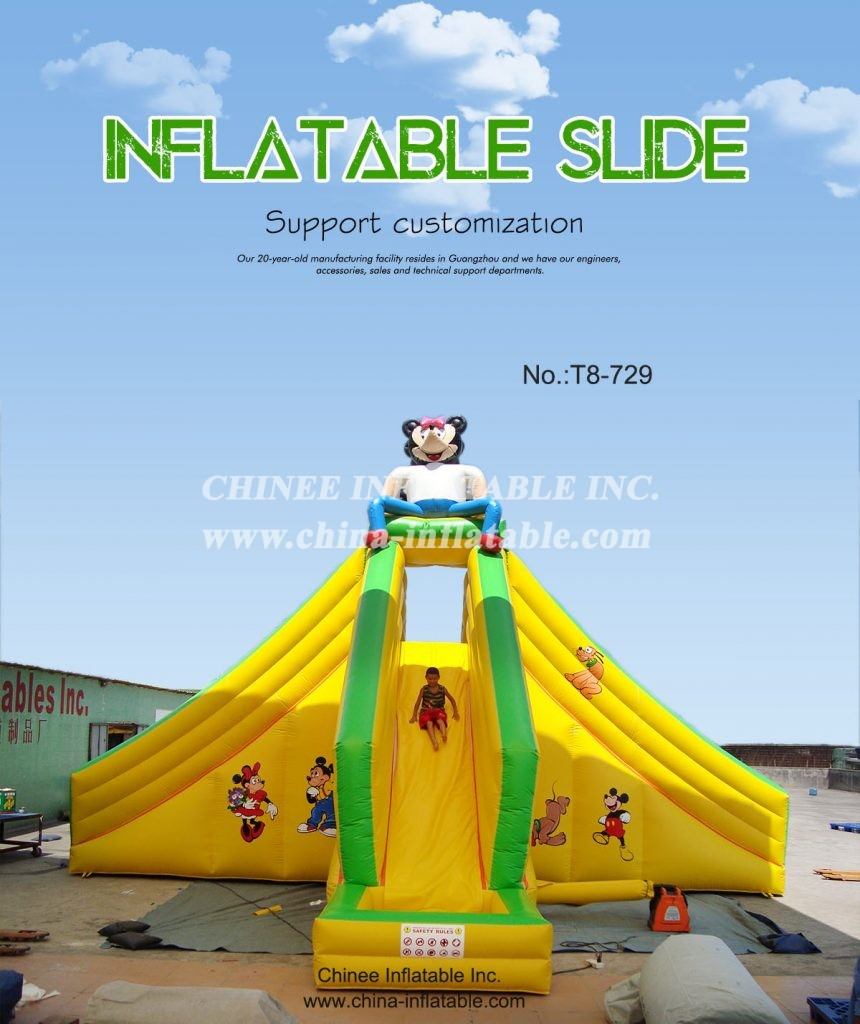 t8-d729 - Chinee Inflatable Inc.