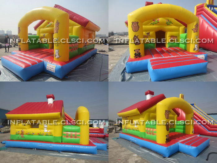 T9-1 Inflatable Bouncers