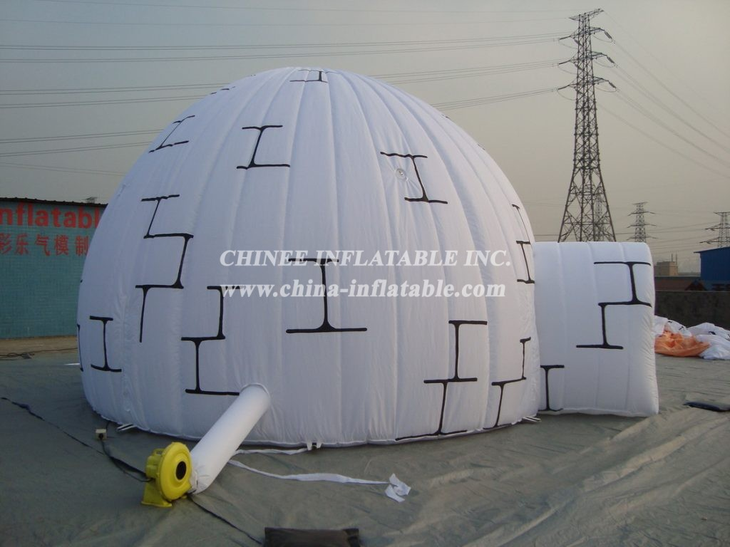 tent1-407 Inflatable Tent