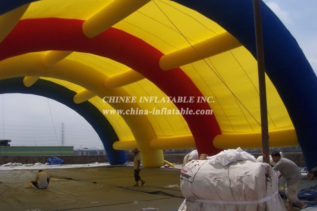 tent1-45 Inflatable Tent