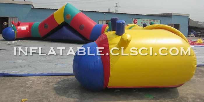 Tunnel1-17 Inflatable Tunnels