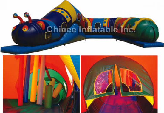 Tunnel1-31 inflatable tunnel