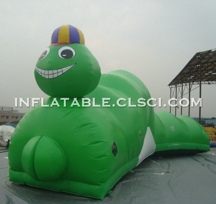 Tunnel1-44 Inflatable Tunnels