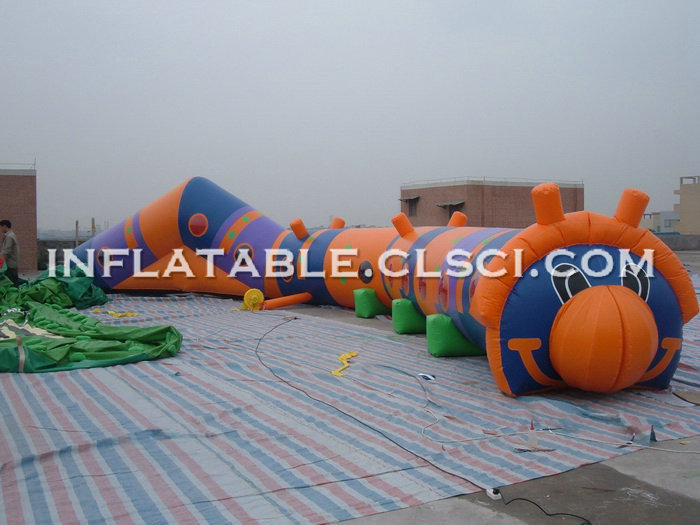 Tunnel1-4 Inflatable Tunnels