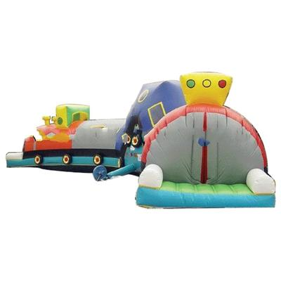 Tunnel1-53 inflatable tunnel