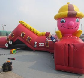 Tunnel1-56 inflatable tunnel