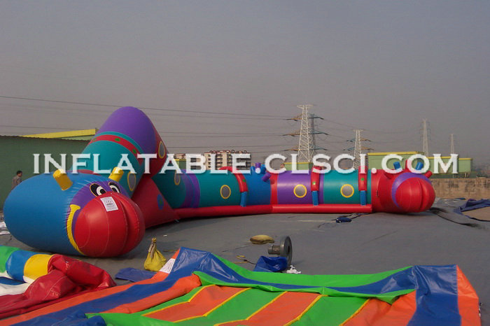 Tunnel1-5 Inflatable Tunnels