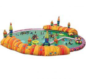 Pool3-102 Inflatable Pools