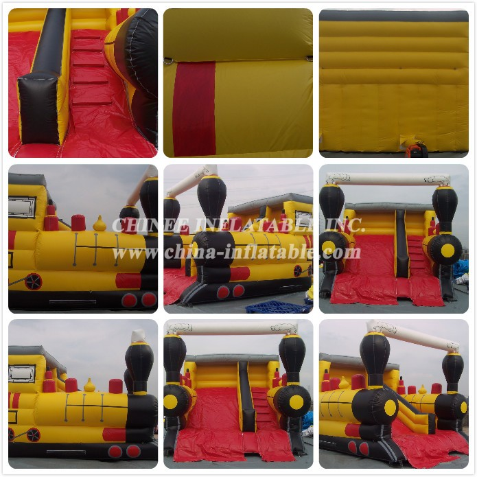 was - Chinee Inflatable Inc.