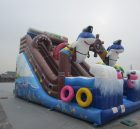 T8-1484 inflatable slide
