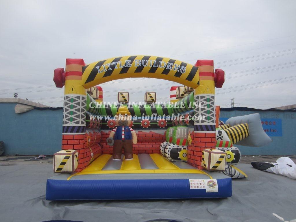 T2-3312 bouncy castle