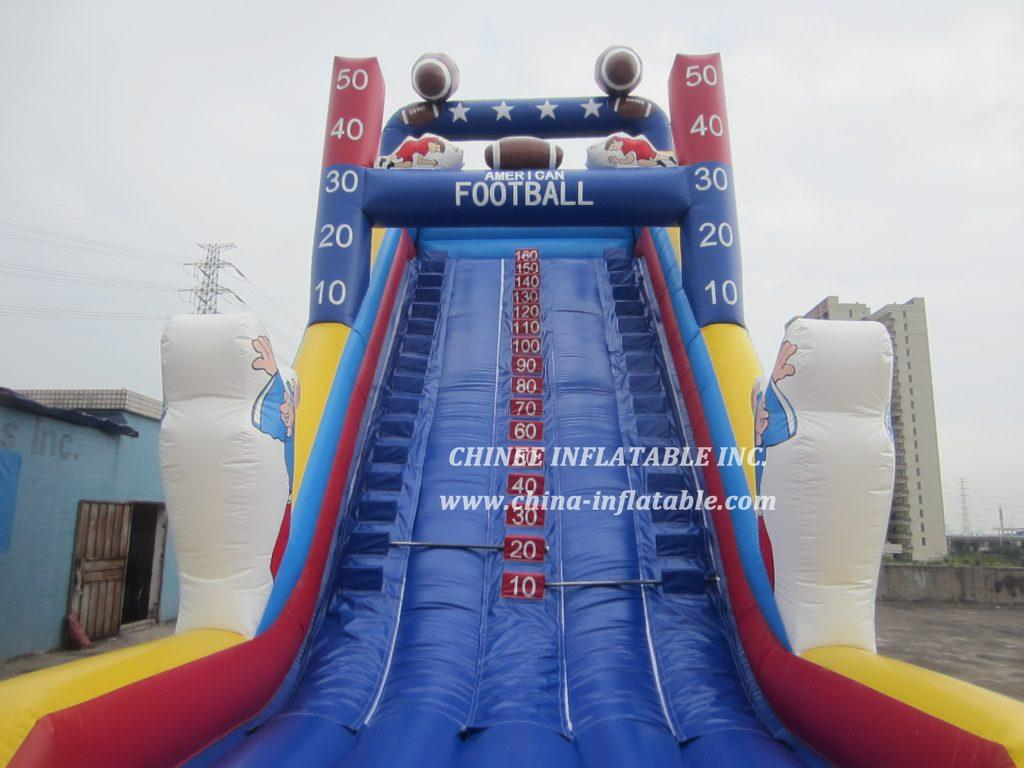 T8-1453 inflatable slide
