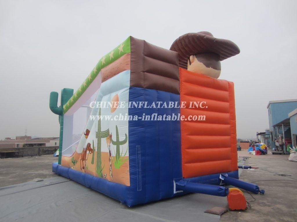 T2-3308 bouncy castle