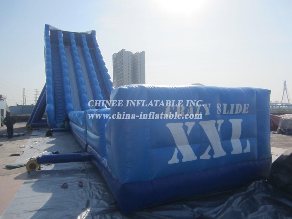 T8-1509 inflatable slide