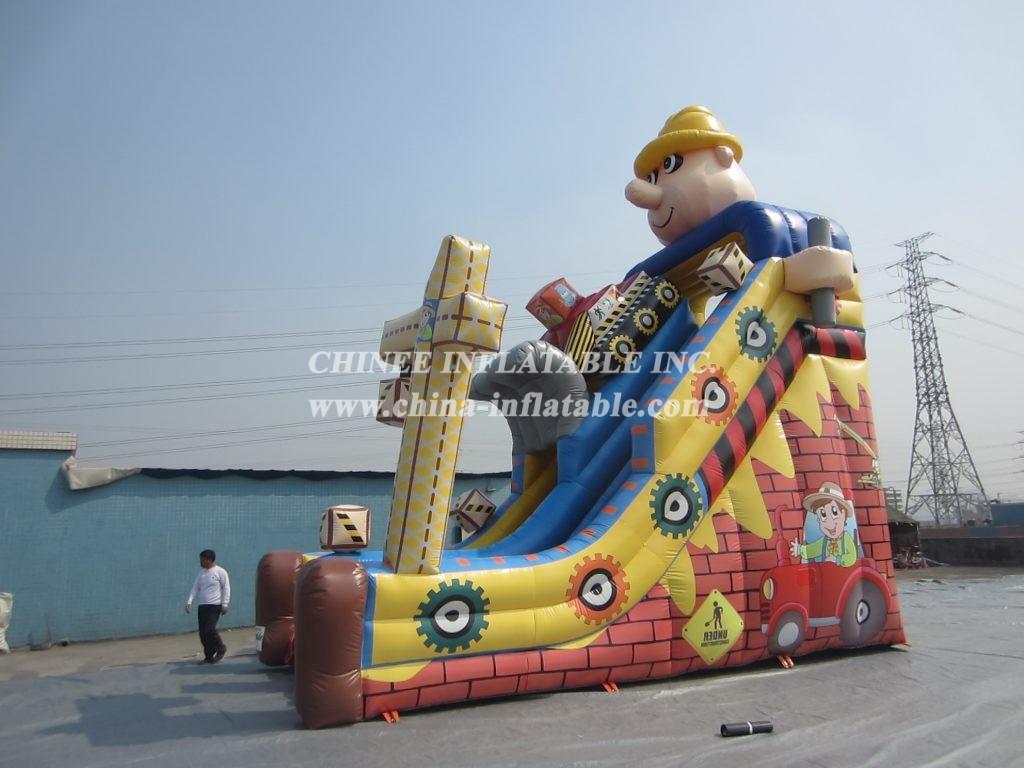 T8-1450 inflatable slide