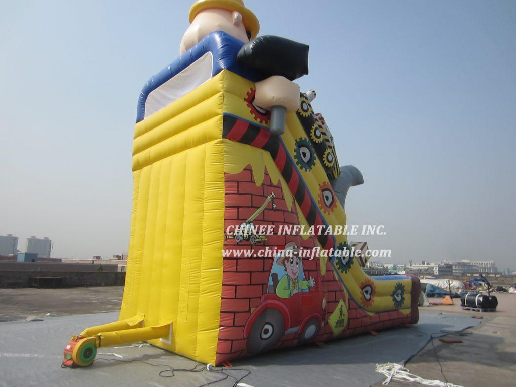 T8-1450 inflatable slide