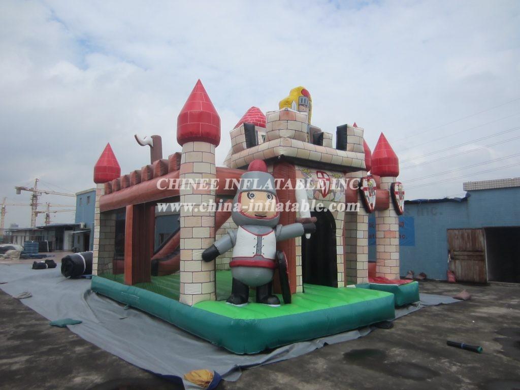 T2-3306 bouncy castle