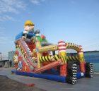 T8-1497 inflatable slide