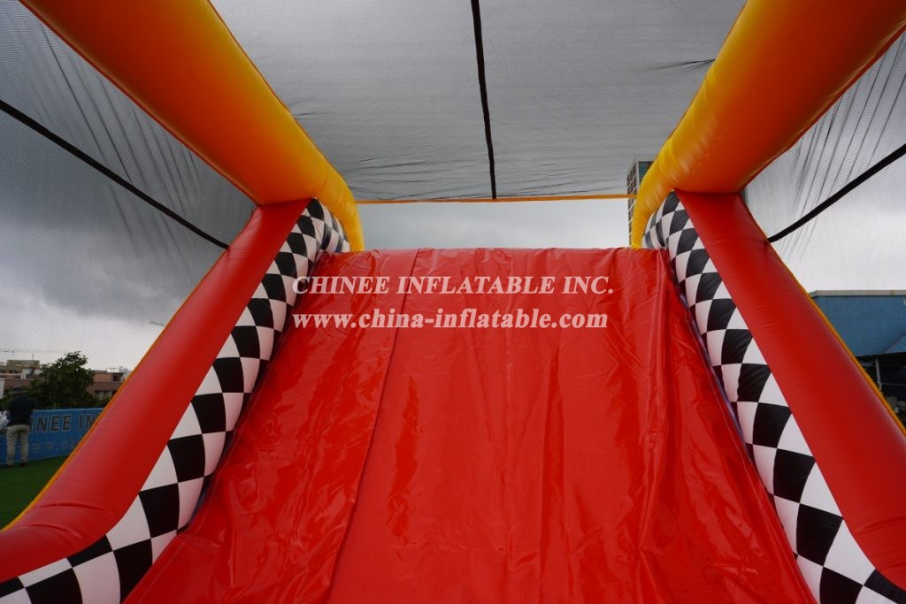 T7-567 obstacle course