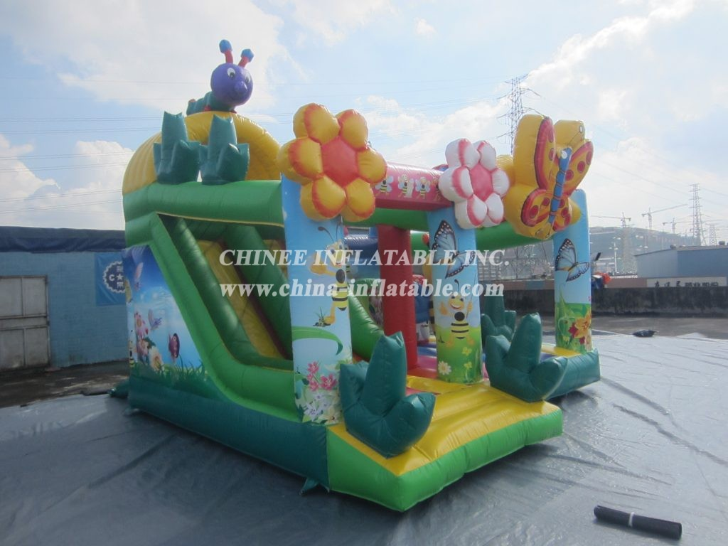 T2-3272 jumping castle