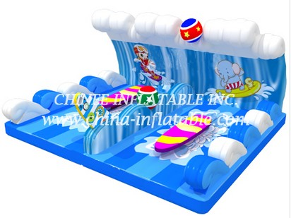 T11-1218 inflatable sports
